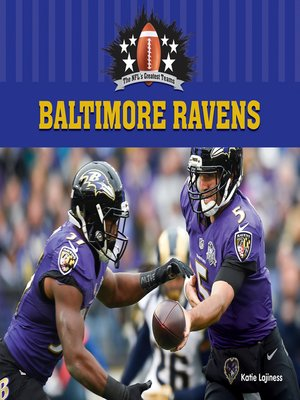 cover image of Baltimore Ravens