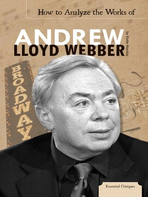 cover image of How to Analyze the Works of Andrew Lloyd Webber