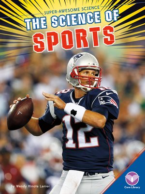 cover image of Science of Sports