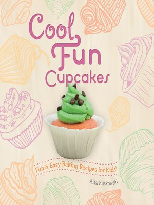 cover image of Cool Fun Cupcakes