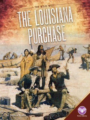 cover image of Louisiana Purchase