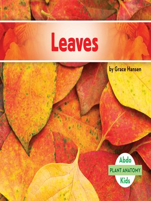 cover image of Leaves
