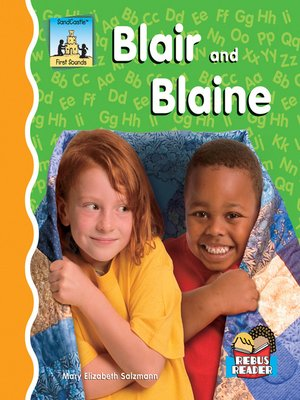 cover image of Blair and Blaine