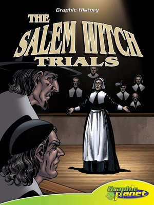 cover image of Salem Witch Trials