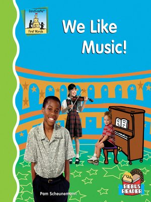 cover image of We Like Music!