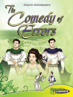 cover image of Comedy of Errors
