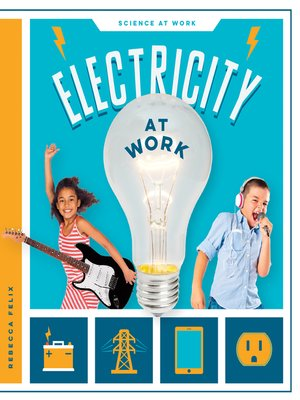 cover image of Electricity at Work