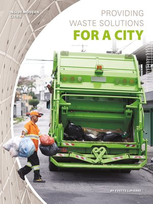 cover image of Providing Waste Solutions for a City