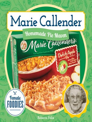 cover image of Marie Callender