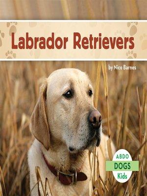 cover image of Labrador Retrievers