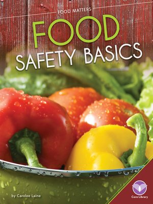 cover image of Food Safety Basics