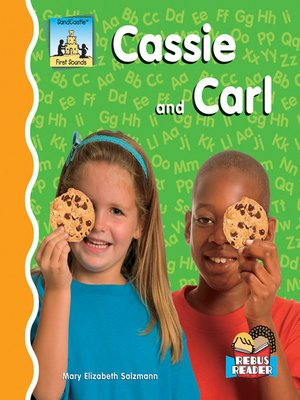cover image of Cassie and Carl