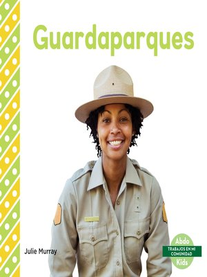cover image of Guardaparques (Park Rangers)