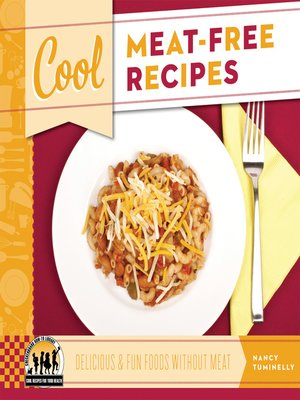 cover image of Cool Meat-Free Recipes