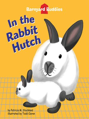 cover image of In the Rabbit Hutch