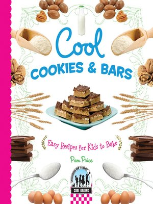 cover image of Cool Cookies & Bars