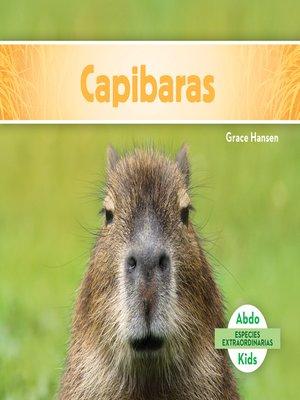cover image of Capibaras (Capybaras)