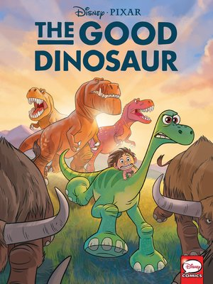 cover image of Disney and Pixar Movies: The Good Dinosaur