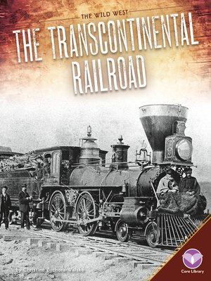 cover image of Transcontinental Railroad