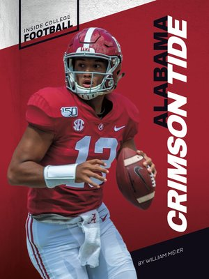 cover image of Alabama Crimson Tide