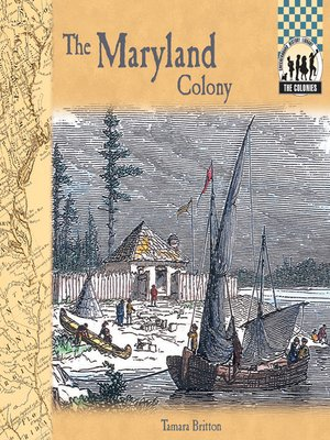 cover image of Maryland Colony