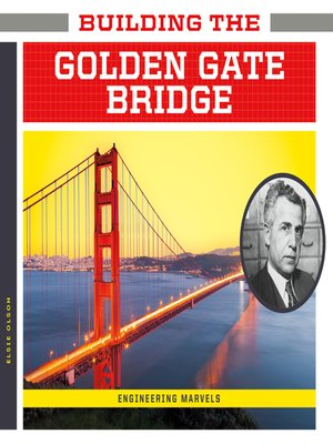 cover image of Building the Golden Gate Bridge