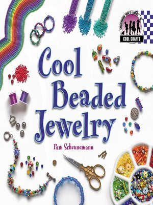 cover image of Cool Beaded Jewelry