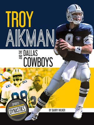 cover image of Troy Aikman and the Dallas Cowboys
