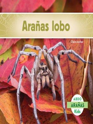 cover image of Araña lobo