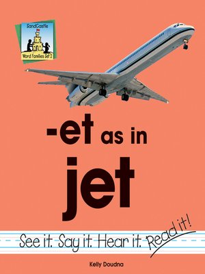 cover image of et as in jet