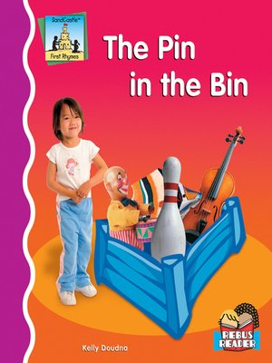 cover image of Pin in the Bin