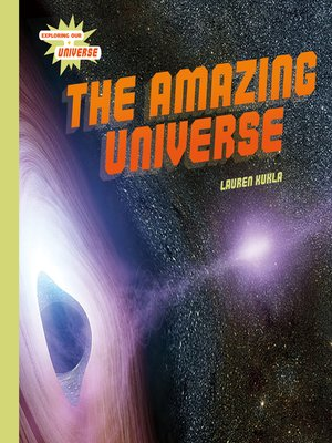 cover image of The Amazing Universe