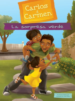 cover image of La sorpresa verde (The Green Surprise)