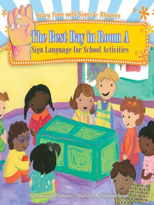 cover image of Best Day in Room A