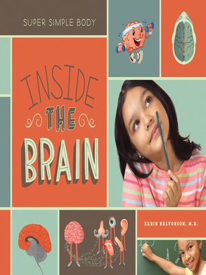 cover image of Inside the Brain