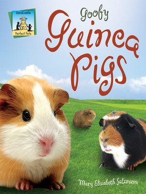 cover image of Goofy Guinea Pigs