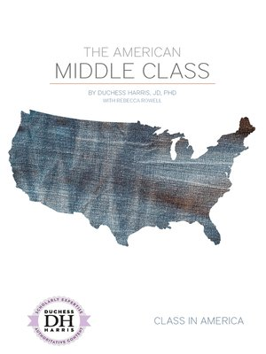 cover image of The American Middle Class