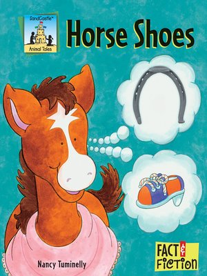cover image of Horse Shoes