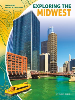 cover image of Exploring the Midwest