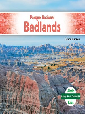 cover image of Parque Nacional Badlands (Badlands National Park)