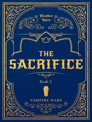 cover image of The Sacrifice #5