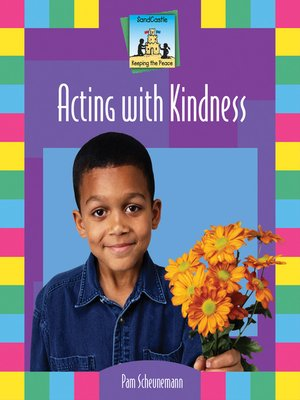 cover image of Acting with Kindness