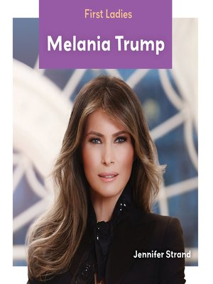 cover image of Melania Trump