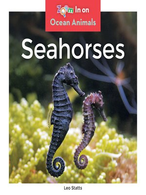 cover image of Seahorses