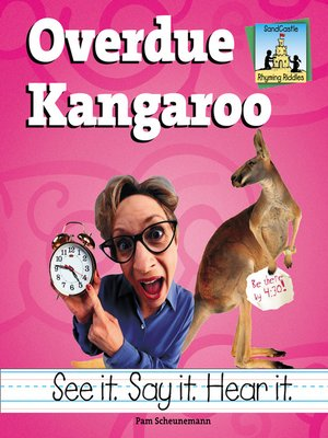 cover image of Overdue Kangaroo