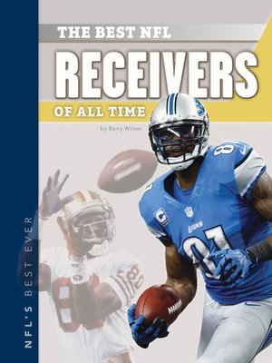 cover image of Best NFL Receivers of All Time