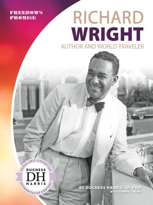 cover image of Richard Wright