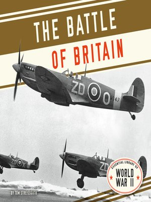 cover image of Battle of Britain