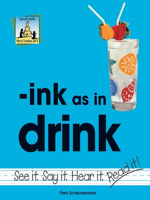 cover image of ink as in drink