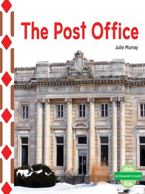 cover image of Post Office